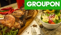 """Experience a Brazilian Service Style Known as """"Rodizio"""" w/ an All-You-Can-Eat BBQ at Braza Churrascaria Leichhardt! Taste 20+ Types of Meat Skewers"""