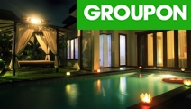BALI Up to 7N Romantic Escape to Tropical Seminyak @ Amor Bali Villas & Spa! Enjoy a Pool Villa Stay for 2 w/ Dining Experiences, Fruit Basket & More