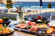 Indulge in Waterfront Views w/ a Tapas Dining for 2 @ Vue Bar, Bondi! Ft. Grain Fed Sirloin Bites, Gnocchi Gorgonzola & More. Upgrade to Groups of 4