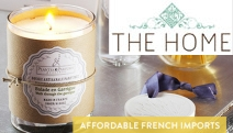 Be Transported to the Golden Hills of Provence w/ the Home Fragrance Range from French Brand Plantes & Parfums! Shop Candles, Soaps & More