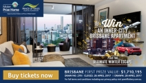 Buy Your Ticket in the Mater Prize Home Lottery for Your Chance to Win a Luxury Brisbane Apartment + Support the Prince of Wales Hospital Foundation!