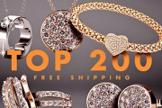 Get More Bling for Your Buck with the Top 200 Swarovski Elements Jewellery Sale! Shop Necklaces, Earrings, Bracelets & More. Plus P&H