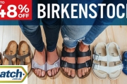 Get Your Hands on a Fresh Pair of Birks w/ the Birkenstock Christmas Price Drop Sale! Enjoy Up to 48% Off Sandals for All Ages! Madrid, Milano & More