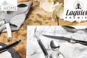 Update Your Kitchen Utensils! Shop Everyday Flatware & Stylish Servers, Cheese Knives & More from Laguiole Premier, Presented in a Wooden Box