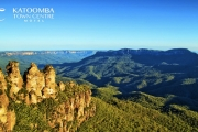 BLUE MOUNTAINS Enjoy a Calming Retreat to Beautiful Katoomba w/ an Overnight Stay at Katoomba Town Centre Motel! Ft. Brekkie, Late Checkout & More