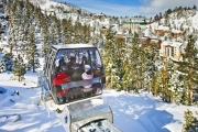 USA 7-Night Alpine Skiing, Snowboarding & Hiking Haven in Lake Tahoe @ The Ridge Tahoe! Base of Monument Peak. Deluxe Room for 4 w/ Cocktails & More