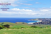 GERRINGONG Hit the Beach and Indulge w/ a Romantic Coastal Stay for 2 @ Mercure Resort Gerringong! Incl. $25 Restaurant Voucher, Bottle of Wine & More
