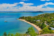 MAGNETIC ISLAND QLD Enjoy Tropical Paradise with a 5-Night Stay for 2 at the Grand Mercure! Incl. Breakfast Hamper, Bottle of Wine & More