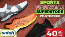 Break a Sweat w/o Blowing the Budget w/ the Sports Footwear Superstore Sale! Shop Up to 40% Off Adidas, ASICS, Skechers & More for Adults + Kids