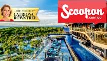 BALI 5-Nights @ 5* RIMBA Jimbaran Bali, Sister Hotel to AYANA! Incl. Access to AYANA Resort's Facilities, Priority Access to Rock Bar, Brekkie & More