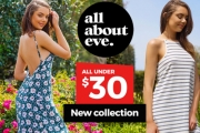 Nothing to Wear? Shop the All About Eve Summer Apparel Sale! Free-Spirited, Feminine Styles That are Perfect for the Festive Season