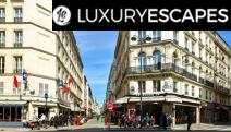 PARIS 4-Night Parisian Escape in Glamorous 9th Arondissment @ Nell Hotel & Suites! Studio Room in the City's Top Rated Apartment Hotel w/ Brekkie