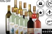 Explore the Nuances & Complex Flavours of Premium Hunter Valley Wine w/ The James Estate Cellar Clearance Dozen! Ft. 100% Estate Grown Grapes