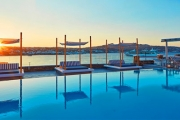 MYKONOS Spend 4 Nights in a Loft Suite @ Mykonos No.5. & Discover a Hidden Gem Off the Beaten Path! Ft. Daily Brekky, Infinity Clifftop Pool & More