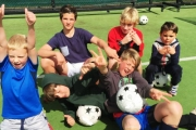 Keep Your Child Active During School Holidays with Kid's Sports Camp, Kidzphyz! Ft. Football, Basketball, Futsal & More. For Kids Aged 6 to 16