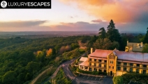 ADELAIDE HILLS Countryside Retreat Just 20-Mins from the CBD w/ 2N @ Mount Lofty House! Overlooking the Piccadilly Valley. Bottle of Wine & More for 2