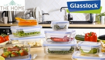 Preserve Your Food w/ Durable Glasslock Food Storage Containers! Suitable for the Fridge & Microwave, Shop Singles, Sets, Baby Food Containers & More
