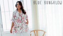 Plus Size Fashion Has Never Looked so Chic with the Blue Bungalow Curvy & Plus Size Clothing! Feel Fab & Comfy in Summer Dresses, Tops, Kaftans & More