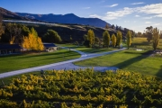 QUEENSTOWN, NZ Relish in a Winery Escape in NZ's Picturesque Natural Scenery at Kinross Cottages! Up to 5 Nights w/ Nightly Wine Tastings & More