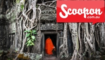 CAMBODIA Feel the Pulse of Cultural Cambodia w/ a 5-Day Tour from Phnom Penh to Siem Reap's Angkor Wat! Enjoy Accom, Local Guides & More. Opt for 7D