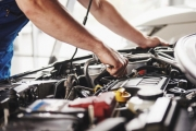 Give Your Car the Care it Deserves with a Visit to Rapid Auto Service Centre! Incl. Oil Filter + Engine Oil Change with Front Wheel Alignment