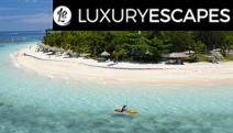 FIJI Bliss Out w/ 5 Nights @ Family-Friendly Treasure Island, Nestled in Fiji's Breathtaking Mamanuca Islands. Ocean View Bure, Drinks & More