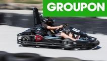 Get Your Adrenaline Rush with Thrilling Outdoor Go-Kart Racing at Le Mans Go Karts! Opt for Up to Three Races. Available for Kids & Adults