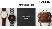 Spoil Dad this Father's Day w/ 20% Off Full-Priced Traditional Watches, Smartwatches, Leather Workbags @ Fossil! Use Code: FOSFAA20. T&C's Apply
