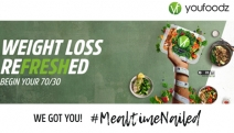 For Fresh Meals Delivered To You, Choose Your Perfect Plan from Youfoodz! Weight Loss Refreshed w/ 70% Healthy, Low-Cal Meals & 30% Relaxed Meals