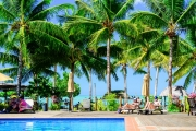 SAMOA Discover Breathtaking Samoa w/ 5 Nights at Le Vasa Resort! Tropical Brekkie, Happy Hour Cocktail, Return Airport Transfers, Resort Credit & More