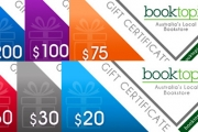 Struggling w/ Last Minute Xmas Gift Ideas? Out of Time? Enjoy 10% Off All Gift Certificates @ Booktopia, Australia's Online Local Bookstore