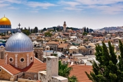 ISRAEL Explore the Biblical Holy Land of Israel on a 10-Day Tour Ft. Jerusalem, Galilee, Tel Aviv & More! Incl. Accom, Select Dining & Daily Brekkie
