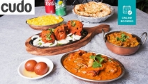 Curry Cravings? Savour a 3-Course Indian Dinner + Sides & Drinks for 2 @ Mumbai Junction! Mango Chicken, Beef Madras & More. Opt to Enjoy w/ Friends
