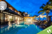 PHUKET w/ FLIGHTS Stay 7-Nights in a Sea View Studio at the Stunning Cape Sienna Phuket Hotel & Villas! Upgrade for Deluxe Sea View Jacuzzi Room