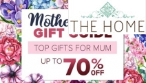 For Top Gifts for Mum, Shop the Mother's Day Gift Guide! Ft. Up to 70% Off Glasshouse Candles, T2 Tea, Morrissey Luxury Sheet Sets, Appliances & More