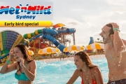 Dive in Now for Endless Summer Fun at Sydney's Wet'n'Wild! Grab a 21-Day Pass or Upgrade for a Premier Season Pass + 3-Month Stan Subscription