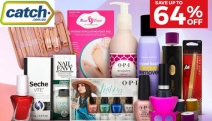 Get the Salon Treatment in the Comfort of Your Own Home w/ the Nail Bar Sale! Save Up to 64% Off Revlon, Essie, OPI, Illuminate Me Manicure Dryer & More