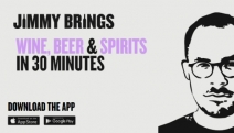 Keep the Party Going & Get the Booze Flowing with Jimmy Brings Alcohol Delivery! Get Your Fave Wine, Beer & Spirits Delivered in 30 Minutes