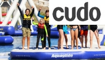 Cool Off and Have Fun with an Entry to Inflatable Aqua Park @ Gold Coast Wake Park! Bring the Whole Fam & Enjoy Slides, Jumping Pillows, Swings & More