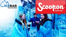 Experience a Frozen Wonderland @ IceBar Melbourne in Fitzroy! Score an Entry with a Cocktail or Mocktail, a Shot & Warm Custom Cape. Upgrade for 4-Ppl