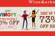 Celebrate the EOFY w/ an Extra 25% Off at WineMarket w/ Code: WINETIME25. Save Up to 73% Off Mouthwatering Drops Across Red, White, Mixed Cases & More