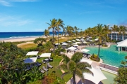 GOLD COAST 5 Star Beachfront Bliss w/ 3N at Sheraton Grand Mirage Resort Gold Coast! Mirage Resort King Guest Room w/ Seafood Dinner, High Tea & More