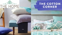 Shop this 100% Cotton Essentials Sale Ft. Fresh Styles for the Bed, Bath & Beach! Incl. Quilt Covers, Beach Towels, Sheet Sets, Throws & Lots More