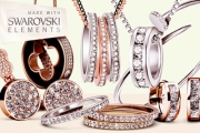 Make a Statement w/ Beautiful Swarovski Elements Jewellery. Shop Amazing Styles, Incl. Bangles, Necklaces, Earrings & More - Plus P&H