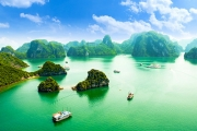 VIETNAM w/ FLIGHTS 9-Day Tour! Discover Hanoi, Hoi An, Halong Bay & Ho Chi Minh City. Ft. Top Hotels, Select Meals, English-Speaking Guide & More