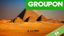 EGYPT Discover the Ancient Land of Pharaohs, Sand-Covered Tombs & the Nile w/ a 9N Egyptian Tour! Incl. 5* Nile Cruise, Accommodation, Local Guide & More