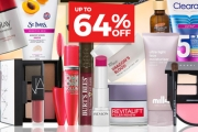 Save Big on Cosmetics & Skincare from Just $4.50! Plus P&H. Shop Big Brands Like Benefit, Jurlique, L'Oréal, Clinique, NARS, Bobbi Brown & More