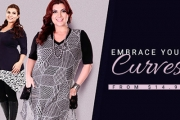 Aster Plus Size Brings a Collection of Styles Made for Women with Curves Starting from $14.95! Feat. Flattering Fits & On-Trend Styles. Plus P&H