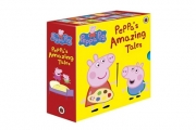 Share Peppa's Fave Stories with the Kids with a 10-Book Set for Just $35! From the BAFTA Award-Winning Animated TV Show Peppa Pig!