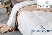 Stay Warm & Cosy this Winter with the Daniel Brighton 500GSM Microfibre Winter Quilts! Perfect Companion During Cold Nights. Single-King Sizes
